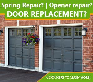 Broken Spring Repair - Garage Door Repair Zephyrhills, FL